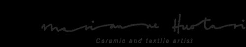 Marianne Huotari Logo